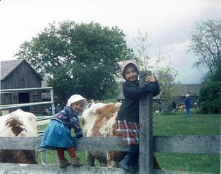 Miriam and Martha Garfield 2002